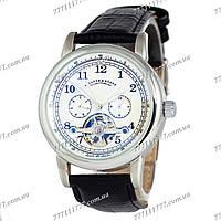 Часы мужские наручные A.Lange & Sohne Glashutte Silver/White