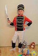 Детский новогодний костюм. Новогодний костюм гусар. Карнавальный костюм.Новогодний костюм для мальчика.