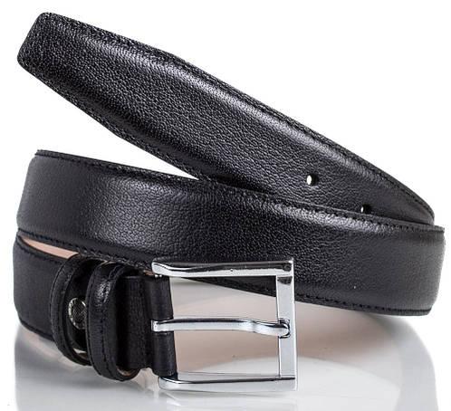Классический кожаный мужской ремень Y.S.K. (УАЙ ЭС КЕЙ) SHI1016-1
