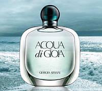 """Женский парфюм-tester """"Armani Acqua di Gioia""""  обьем 50 мл"""