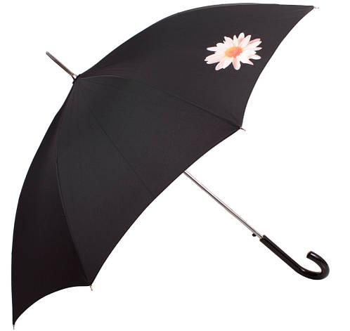 Элегантный зонт-трость женский полуавтомат AIRTON (АЭРТОН) Z1621-1