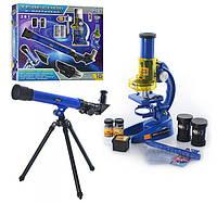Микроскоп и телескоп 2в1
