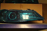 Фара Нексия 2008- передняя правая (+ангельские глазки) JH01-NEX08-001B