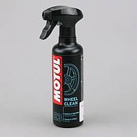 Очиститель колёсных дисков Motul E3 Wheel Clean, 0,40 л 102998