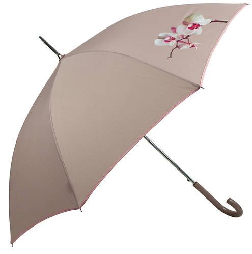 Оригинальный зонт-трость женский полуавтомат AIRTON (АЭРТОН) Z1621-11