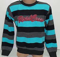 Детский свитер для мальчика, р 3года