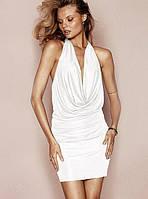 Платье Victoria's Secret с декольте и золотыми цепочками (XS)