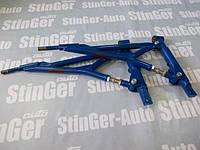 Рычаги треугольные передний привод ВАЗ 2108-12 Синие (пр-во Stinger)