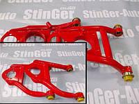 Рычаги треугольные ВАЗ 2101-07 Тюнинг Razgon ПУ Производитель: Стингер Stinger