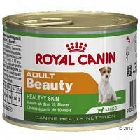 Royal Canin Adult Beauty Mousse -консервы для собак для поддержания здоровья кожи и шерсти.Вес 195гр.