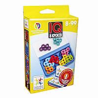 Детская игра настольная IQ 8 шагов, Smart games (SG 499), Киев