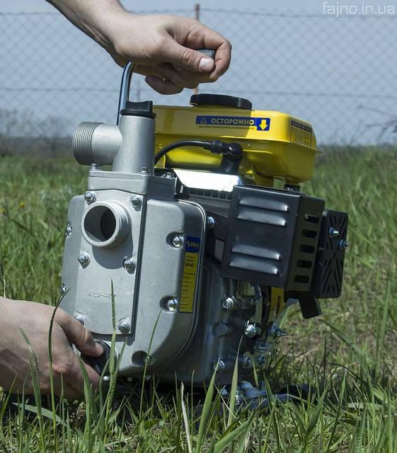 Мотонасос для воды Садко WP-40 фото