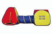Детская палатка Мега Твист с переходом Unix Tent 21104
