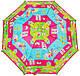 Яркий зонт-трость облегченный детский полуавтомат AIRTON (АЭРТОН) Z1651-2, фото 2