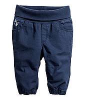 Детские брюки для мальчика H&M, 1,5-2 года