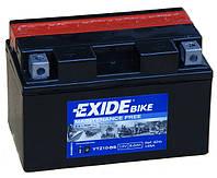 Аккумулятор мотоциклетный 8.6Ah 145A EXIDE YTZ10-BS = ETZ10-BS Honda , Yamaha , Suzuki , Kawasaki , KTM