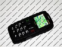 Телефон Land Rover AK8000 Черный Противоударный (2sim, мощная батарея 5000 mAh, фонарик)