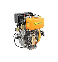 Двигатель дизельный Sadko DE-440E под шпонку