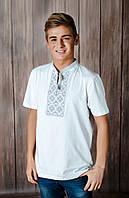Чоловіча футболка Отаманська сіра