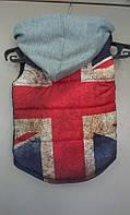 Детская жилет Британский флаг
