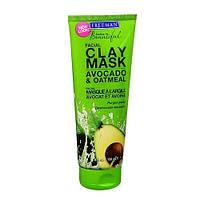 Очищающая глиняная маска для лица Авокадо и Овсяная мука Freeman Feeling Beautiful Facial Clay Mask