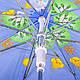 Зонт-трость облегченный детский полуавтомат AIRTON (АЭРТОН) Z1651-8 Цыпленок, фото 5