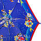 Зонт-трость облегченный детский полуавтомат AIRTON (АЭРТОН) Z1651-10 Морская прогулка, фото 4