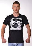 Мужская футболка для спорта и отдыха Berserk Sport черный