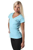 Женская футболка на каждый день Berserk Sport бирюзовый
