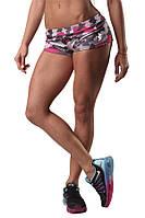 Женские шорты для тренировок Berserk Sport камуфляжный