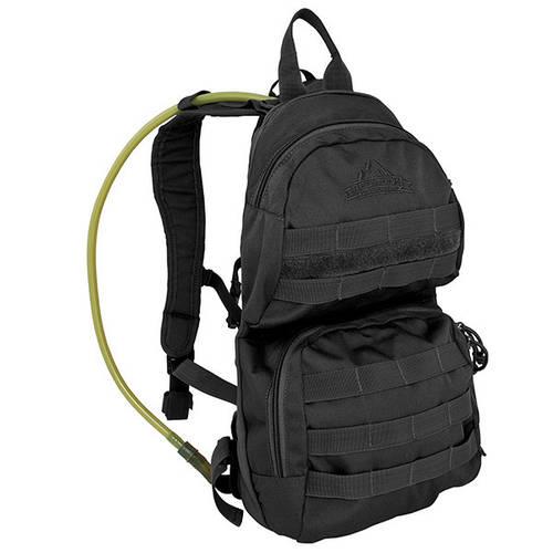 Рюкзак тактический практичный Red Rock Cactus Hydration (Black) 922190 черный