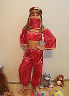 Детский новогодний костюм. Новогодний костюм  Восточная красавица. Карнавальный костюм.