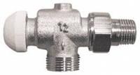 Термостатический клапан HERZ-TS-90, угловой специальний, G 3/4 x R 1/2