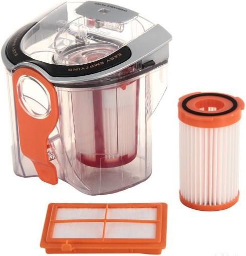 Пылесос с контейнером для пыли Electrolux