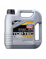 Масло моторное Liqui Moly TOP TEC 4100 5W-40 4л