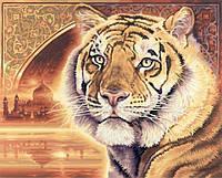 Раскраска по номерам Schipper Бенгальский тигр (SC9130454) 40 х 50 см