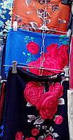 Яркий палантин(с цветами)