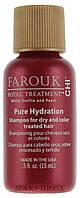 Pure Hydration Shampoo 15 ml — Питательный шампунь для сухих окрашенных волос