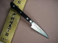 Нож кухонный японский Tojiro Paring F-800 90мм для овощей