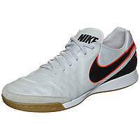 Кожаные футзалки Nike Tiempo Mystic V IC (819222-001)
