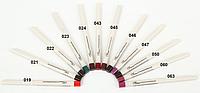 Профессиональный автоматический контурный карандаш для глаз и губ Miss Madonna SET-B  MUS H12 /92-0