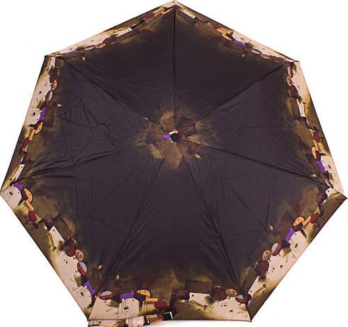 Женский компактный автоматический зонт , антиветер AIRTON (АЭРТОН) Z4915-14