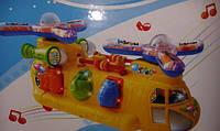 Игрушка детская Вертолет сортер музыкальный
