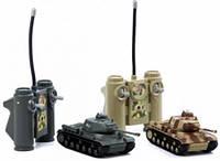 Танковый бой на радиоуправлении 529, 2 танка в компл.