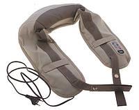Эффективный массажер для спины, шеи и поясницы Cervical Massage Shawls (Сервикал Массаж Шолс)