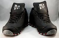 Кроссовки зимние MERRELL  кожаные шнуровые мужские