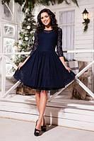 Женское платье гипюр , фото 1