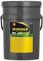 Моторное масло Shell Rimula R6 LME 5W-30 209л