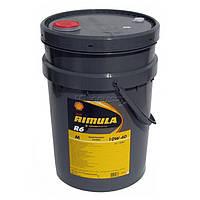 Моторное масло Shell R6M Rimula Ultra 10W-40 20л