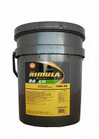Моторное масло Shell R6 LM Rimula 10W-40 20л